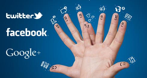 Formation réseaux sociaux Facebook, Twitter, Google+. Création d'une page fan, follower, tweet